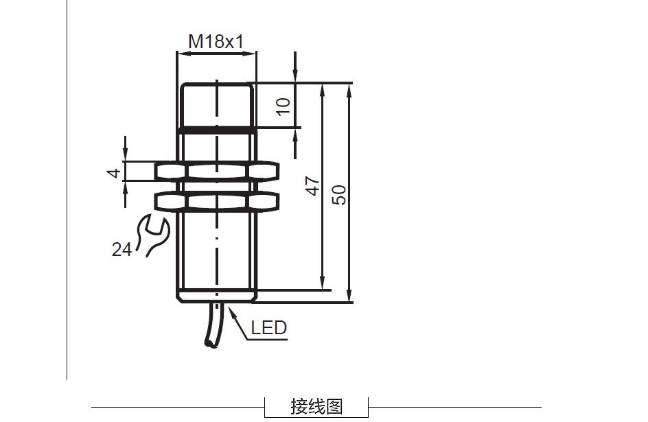 倍加福NBB10-30GM50-E2-C-V1传感器
